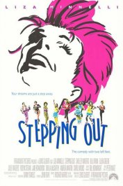 background picture for movie Stepping out