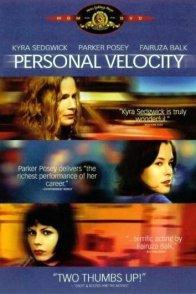 Affiche du film : Personal velocity