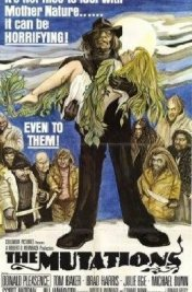 Affiche du film The Mutations