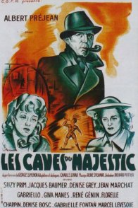 Affiche du film : Les caves du majestic