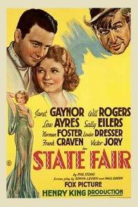 Affiche du film : State fair