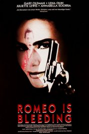 background picture for movie Romeo is bleeding
