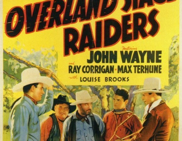 Photo du film : Overland stage raiders