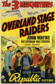 Affiche du film : Overland stage raiders