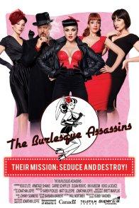 Affiche du film : Burlesque !