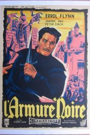 background picture for movie L'armure noire