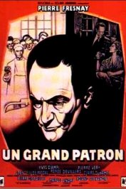 background picture for movie Un grand patron