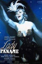 background picture for movie Lady paname