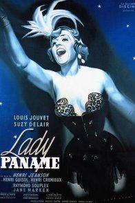Affiche du film : Lady paname