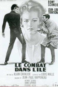 Affiche du film : Le combat dans l'ile