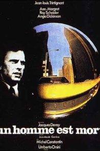 Affiche du film : Un homme est mort