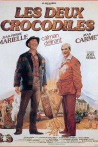 Affiche du film : Les deux crocodiles
