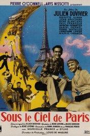 background picture for movie Sous le ciel de paris