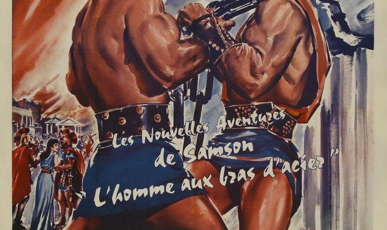Photo du film : Samson