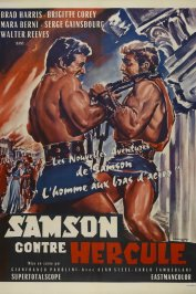 background picture for movie Samson