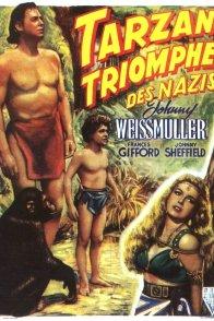 Affiche du film : Le triomphe de tarzan