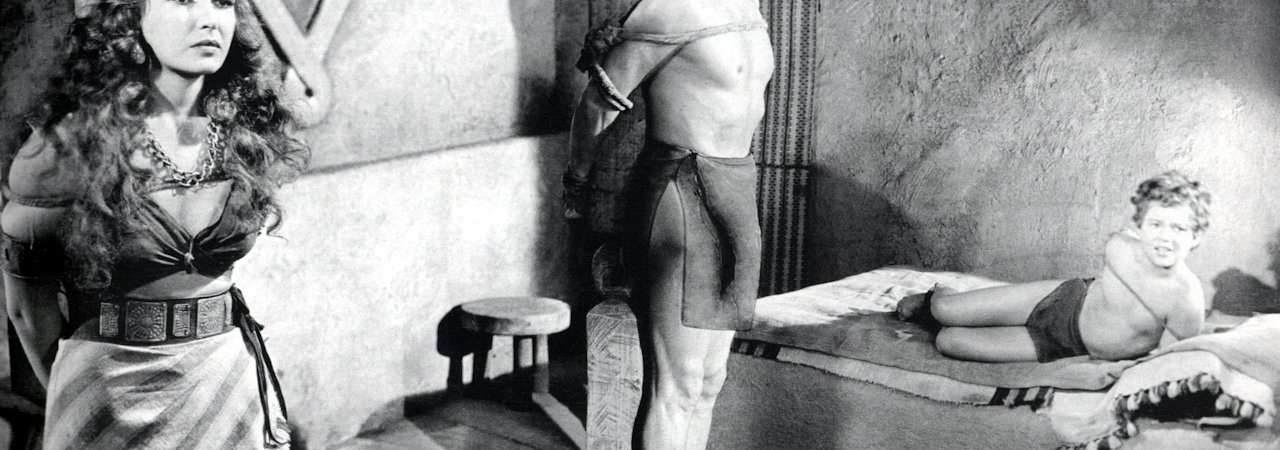 Photo du film : Le triomphe de tarzan
