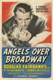 background picture for movie Angels over broadway