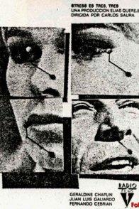 Affiche du film : Stress es tres tres