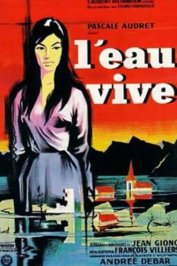 background picture for movie L'eau vive
