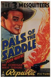 background picture for movie Pals of the saddle