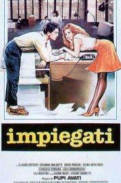 background picture for movie Impiegati