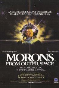 Affiche du film : Les debiles de l'espace