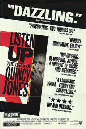 background picture for movie Listen up the lives of quincy jones