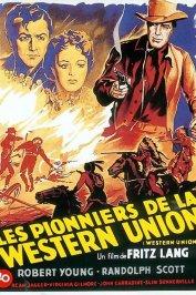 background picture for movie Les pionniers de la western union