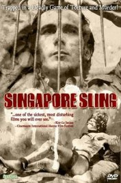 background picture for movie Singapore sling
