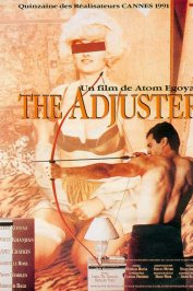 background picture for movie The adjuster