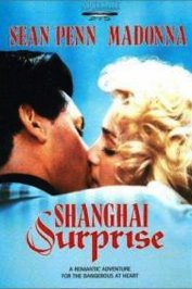 background picture for movie Shanghai surprise