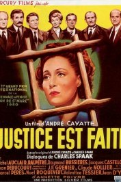 background picture for movie Justice est faite