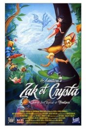 background picture for movie Les aventures de Zak et Crysta