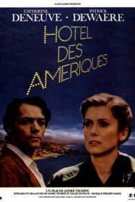 Affiche du film : Hôtel des Amériques