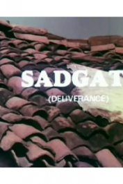 background picture for movie Sadgati