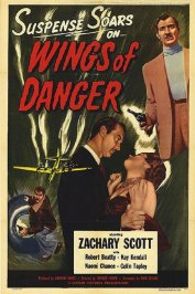 background picture for movie Wings of danger