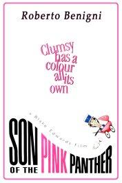 background picture for movie Le fils de la panthere rose