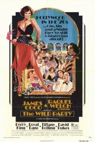 Affiche du film : Wild party
