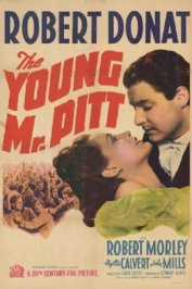 background picture for movie Young mr pitt