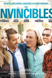 background picture for movie Les Invincibles