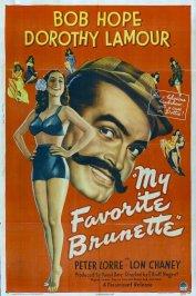 background picture for movie La brune de mes reves