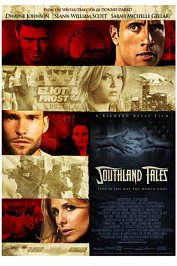 background picture for movie Southland Tales