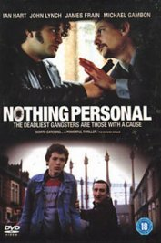 background picture for movie Nothing personal