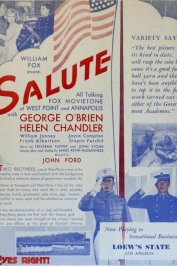 background picture for movie Salute