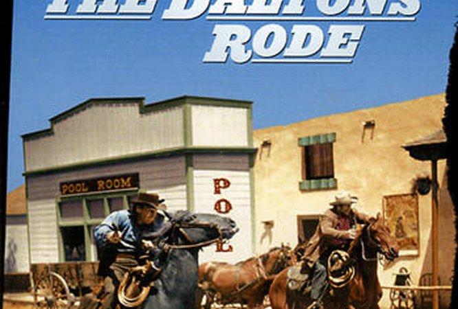 Photo du film : When the daltons rode