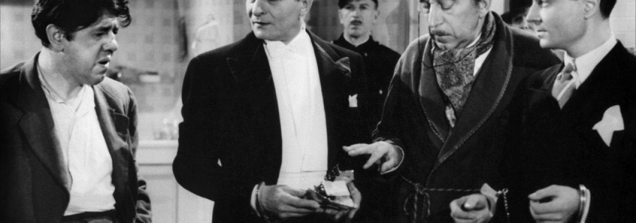 Photo dernier film  Lucien Baroux