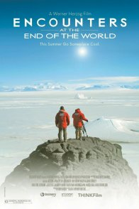 Affiche du film : Encounters at the end of the world