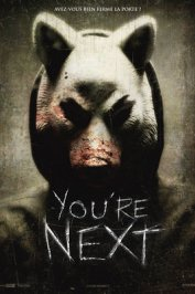 background picture for movie You're Next