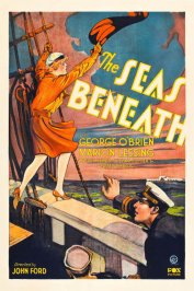 background picture for movie Seas beneath